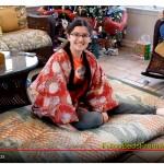 Shikibuton Surprise for Ashley on Christmas Morning