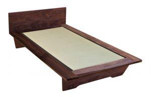 tatami-mats-simple tatami bed.