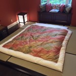 Authentic Japanese Futon Review with Pictures Sent from Our Happy Customer from New York