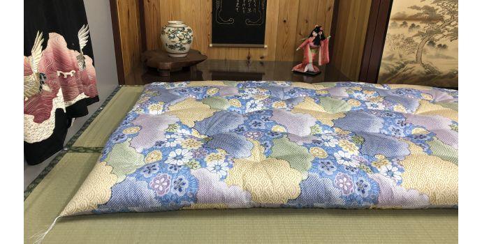 Ume Blue Shikibuton Mattress