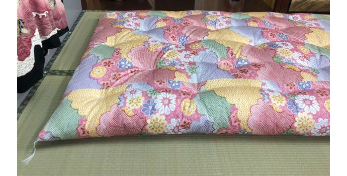 Ume Pink Shikibuton Mattress